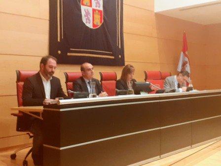 Imagen Intervención de Tomás Quintana en la defensa de la Memoria Anual de la Comisión de Transparencia